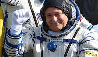Ο Πόντιος αστροναύτης Θόδωρος Γιουρτσίχιν-Γραμματικόπουλος θα περπατήσει σήμερα στο διάστημα και θα μεταδοθεί ζωντανά.