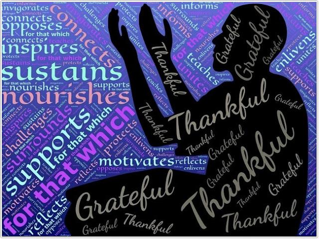 Sukses dengan Selalu Bersyukur