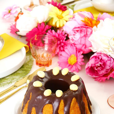 Brazilian Carrot Bundt Cake Recipe