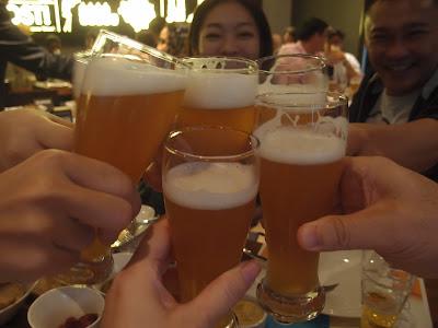 啤酒品尝会