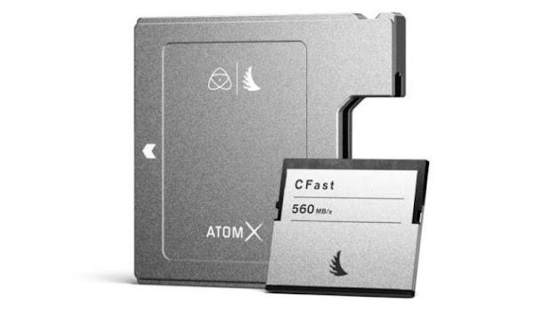 Angelbird lança novo adaptador para fluxos de trabalho Atomos