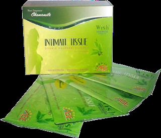 herbal keputihan aman