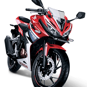 CBR 150R Racing Red - Nagamas Motor Klaten