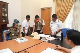 Wakil Wali Kota Menandatangani SK Penjatuhan Hukuman Disiplin Kepada ASN di Lingkungan Pemkot Tarakan - Tarakan Info