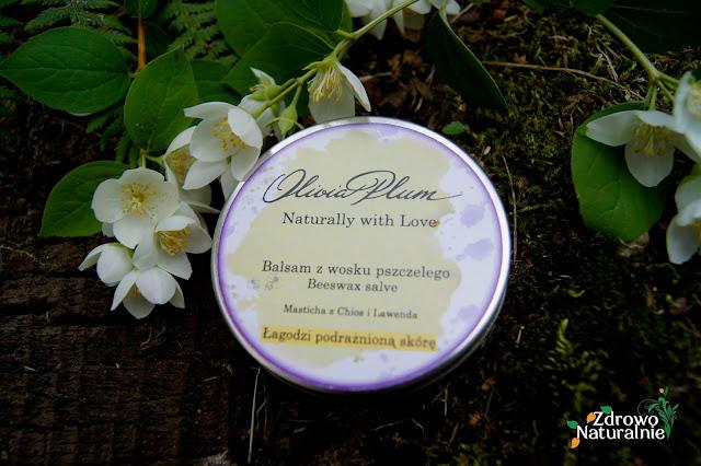 Na ratunek suchej skórze z balsamem z wosku pszczelego od Olivia Plum