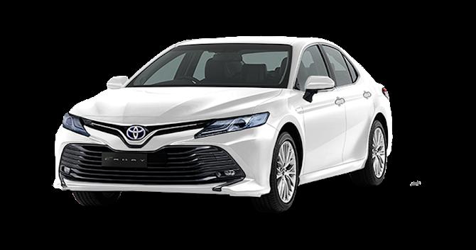 Mobil Sedan Toyota Populer Terbaru