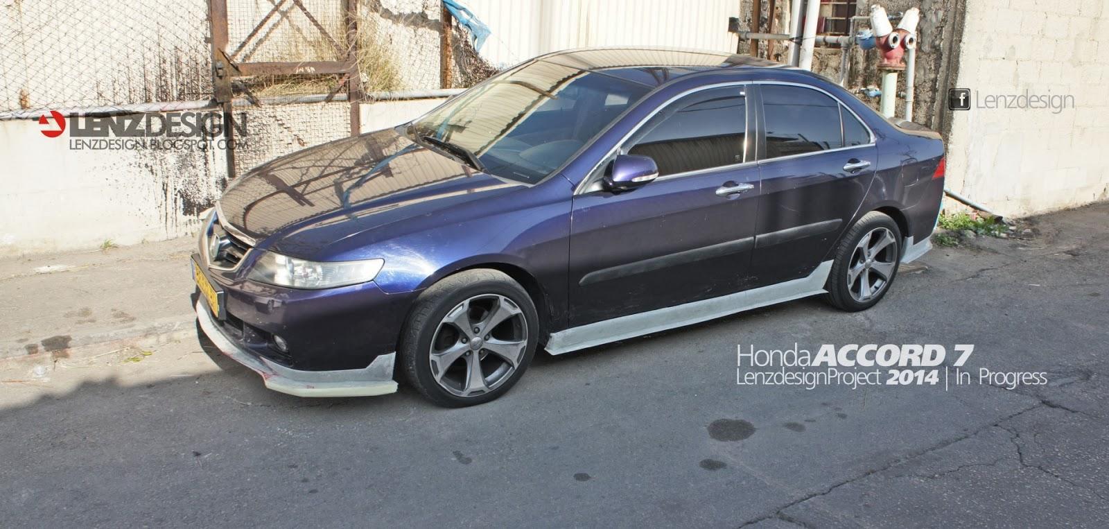 Honda Accord 7 Tuning Lenzdesign Performance - Auto Cars Benz