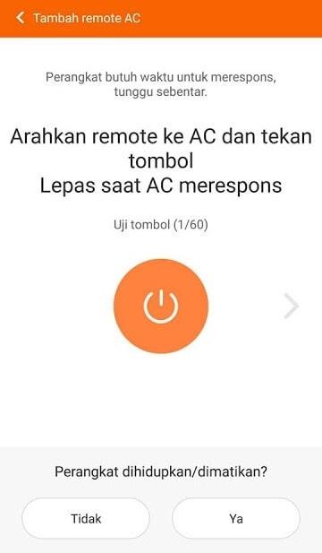 Cara Menggunakan Mi Remote AC, TV, Box, Fan, DVD, Projector