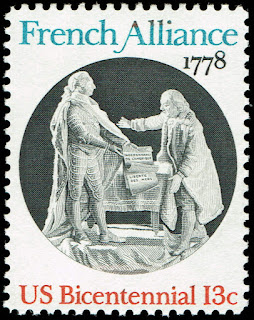 King Louis XVI & Franklin