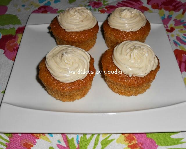 cupcake calabaza