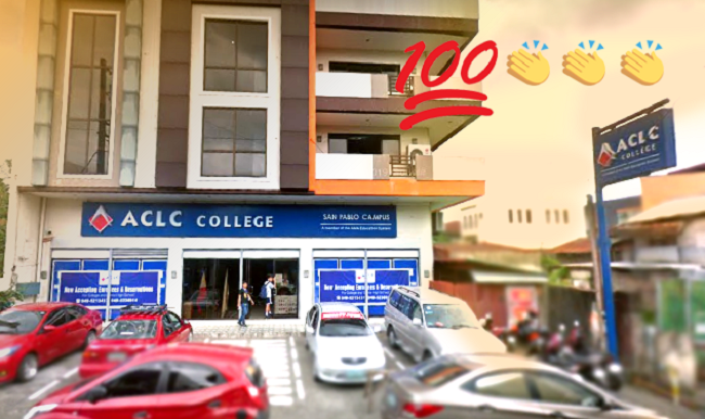 aclc college san pablo campus building address location