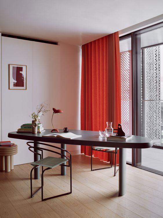 trendy and minimalist home decoration