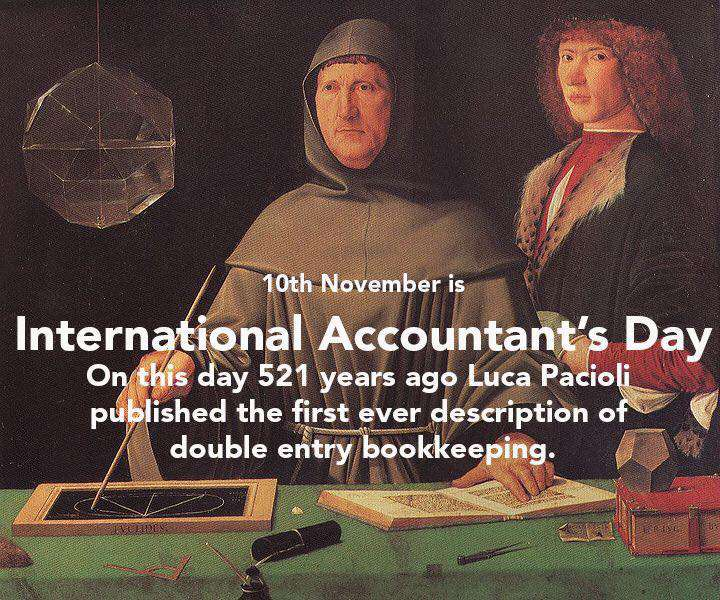 International Accounting Day Wishes for Whatsapp
