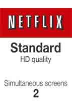 Paket Berangganan Standar Netflix