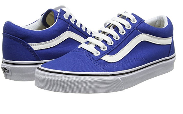 2c8174bbdc1 The popular and classic Old Skool skate shoe was the first to bear the  iconic side stripe