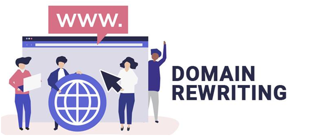 Domain Rewriting