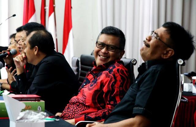 PDIP Putar Otak Main Aman Hindari Hukum, Hasto Bakal Jadi Dubes?