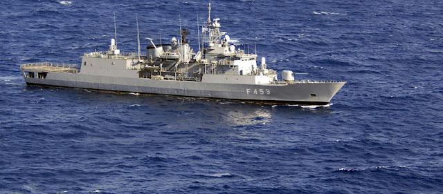 Αμυντική συνεργασία υψηλού επιπέδου μεταξύ Γαλλικού και Ελληνικού Ναυτικού