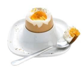 4 œufs par semaine