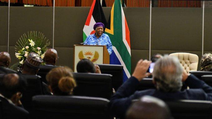Sudáfrica pide a la ONU nombrar urgentemente un Enviado Especial para el Sáhara Occidental.