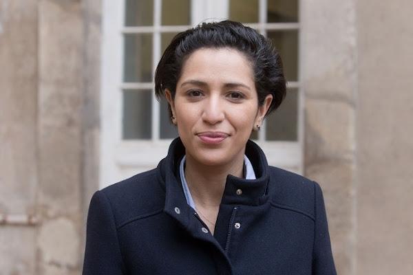 """Tweet polémique d'Evian : pour Sarah El Haïry, secrétaire d'État chargée de la Jeunesse, la marque a cédé aux """"islamogauchistes"""""""