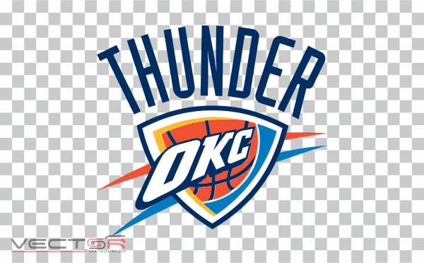 Oklahoma City Thunder Logo - Download .PNG (Portable Network Graphics) Transparent Images
