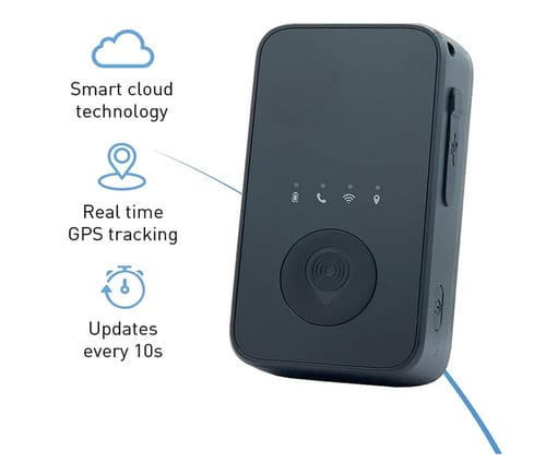 ShieldGPS AT2 Portable 4G GPS Tracker