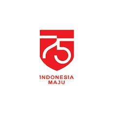 Download Logo HUT RI ke-75 Format PNG