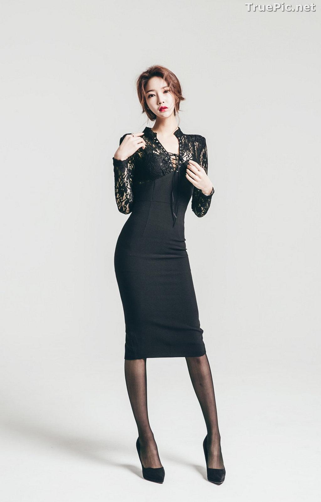 Image Korean Beautiful Model – Park Jung Yoon – Fashion Photography #11 - TruePic.net - Picture-66