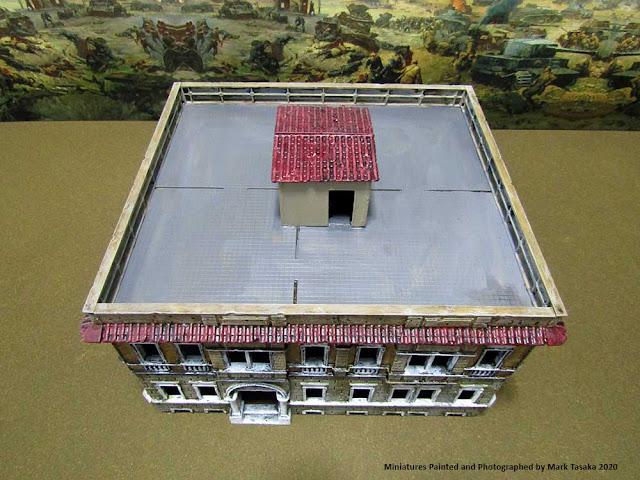 1/72 Italeri Berlin House