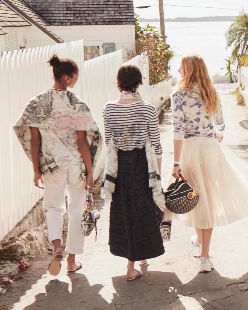 Dior Dioriviera Fall 2020 Campaign