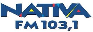 Rádio Nativa FM de Joinville SC ao vivo