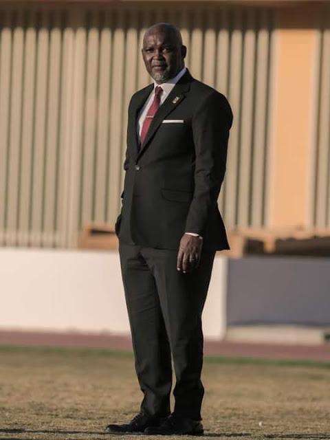موسيمانى فى جلسة تصوير الأهلى لكأس العالم للأندية 2021