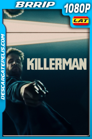 Killerman (2019) BRRIP 1080P LATINO – INGLES