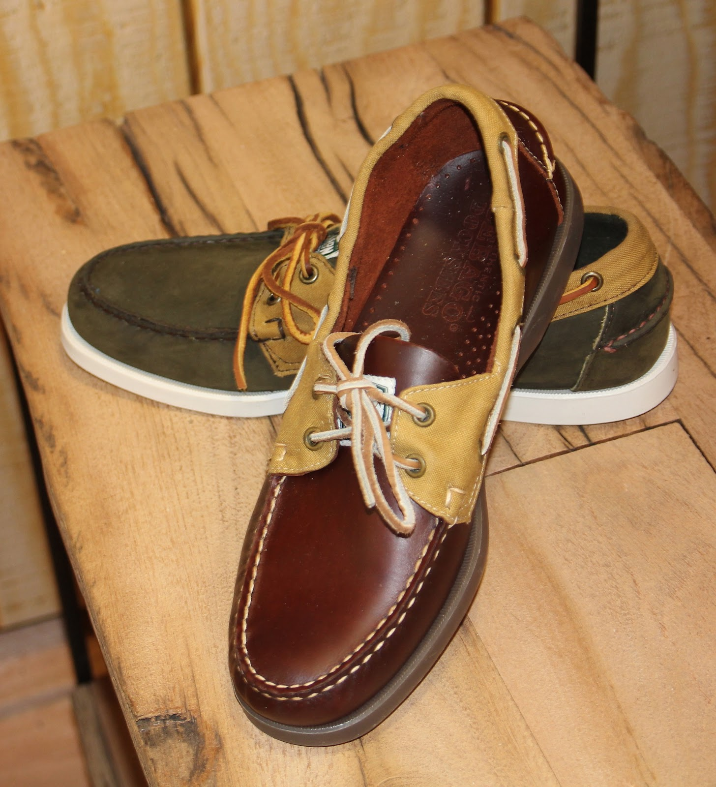 434f15413a7a0 SEBAGO FALL 2012 Footwear Men's/Women's