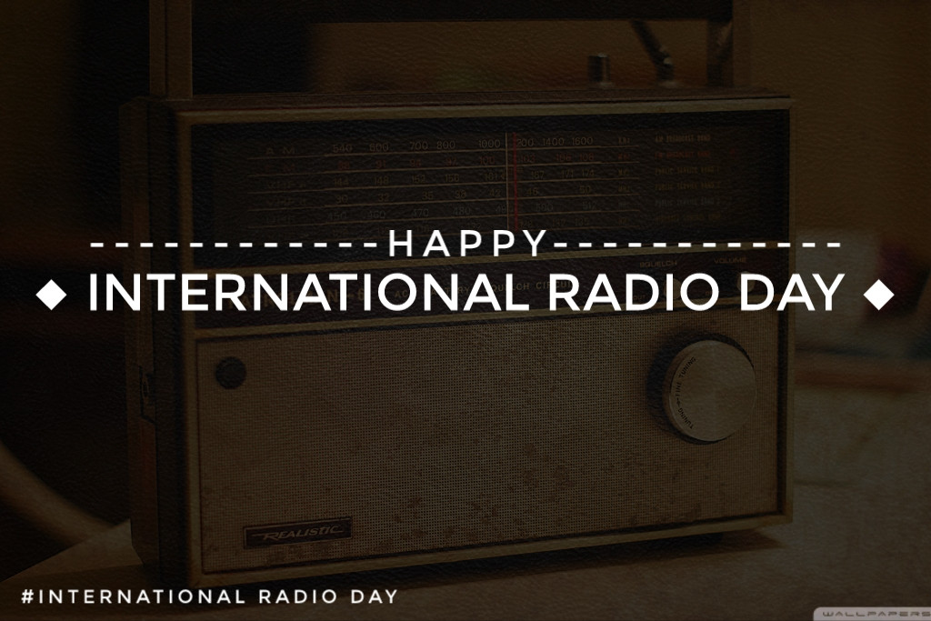 National Radio Day 2019 Wishes Images, WhatsApp Status, Facebook status