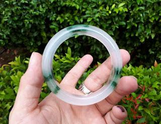 Gelang Permata Natural Quartzite Indah QTZ008 Memo My Gems Lab