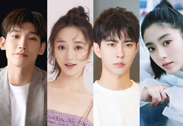 [C-Drama]: Fresh Couple Pairings in New Costume Romance Dramas
