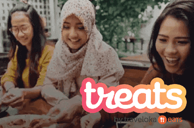 Treats by Traveloka Eats, Berikan Diskon Bagi Pecinta Kuliner