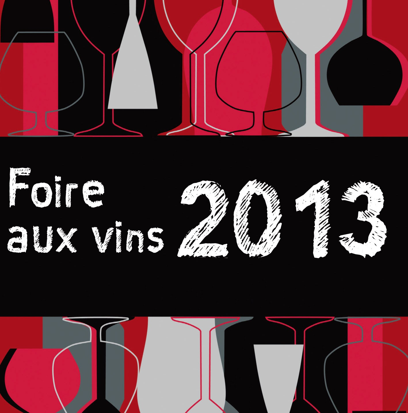 graphiste ind pendante carton foire aux vins invitation. Black Bedroom Furniture Sets. Home Design Ideas