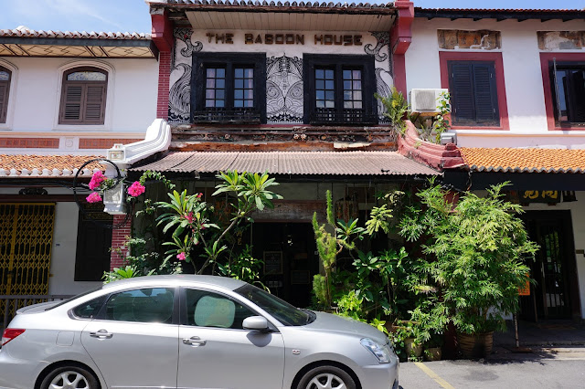BEST CAFE IN MALACCA - The Baboon House