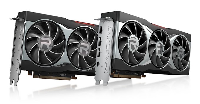 Kartu Grafis AMD Radeon RX 6800 XT & Radeon RX 6800 16GB