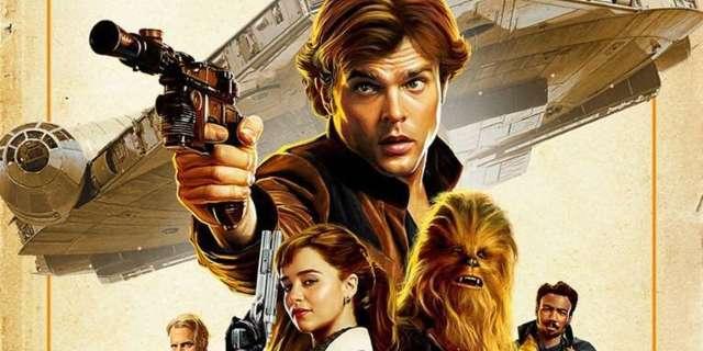 Opinion de Mark Hamill sobre Solo: A Star Wars Story