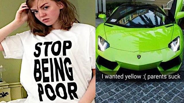 Stop Being Poor Rich Kids.  PYGear.com