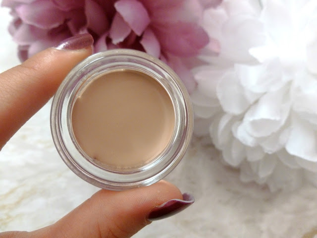 Maybelline Creme De Rose V's MAC Painterly Paint Pot