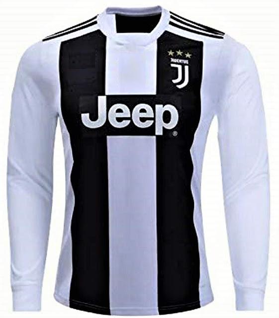 CR-7 Juventus Full Sleeves Jersey