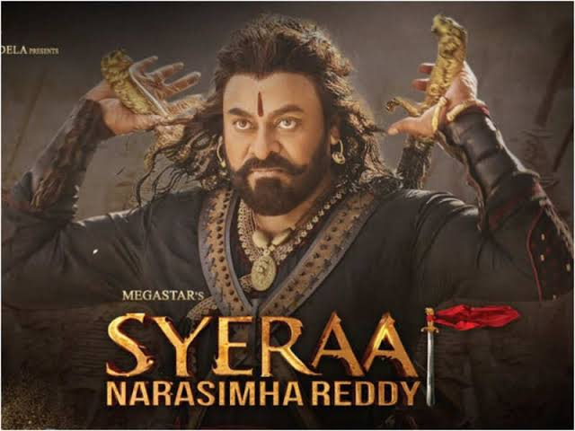 Syeraa Narasimha Reddy hit or flop