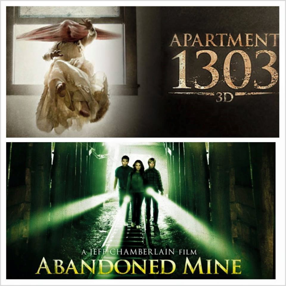 Review Apartment 1303 2017 Abandoned Mine