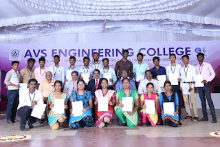 AVS College of Engineering and Technology [AVSET], Fees Structure, Ranking Details and College Info