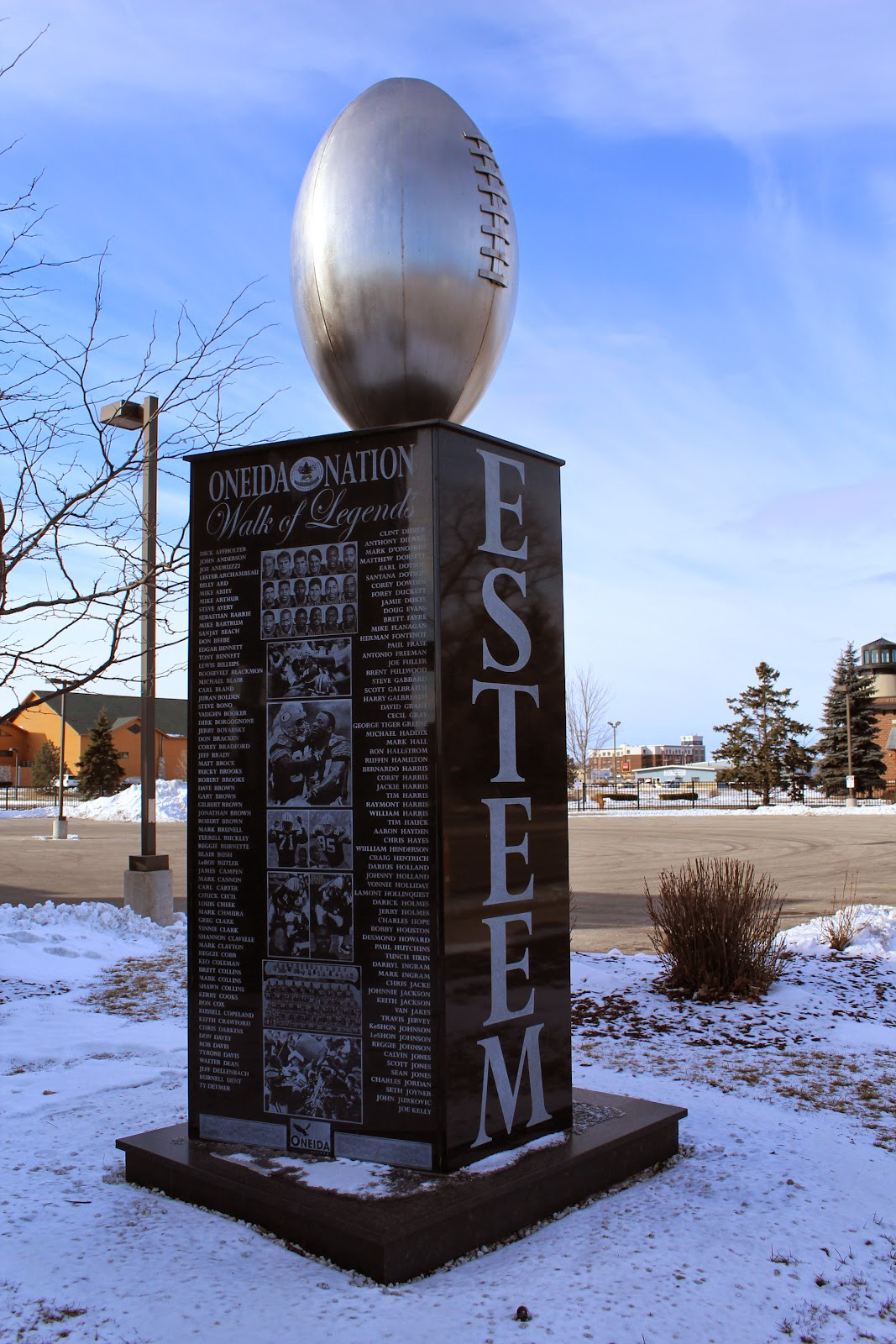 Wisconsin Historical Markers: Esteem: The Renaissance Years